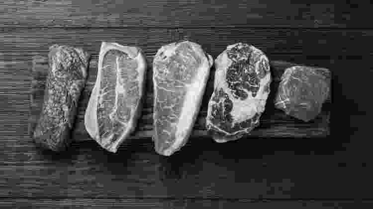 Carne p&b - iStock - iStock