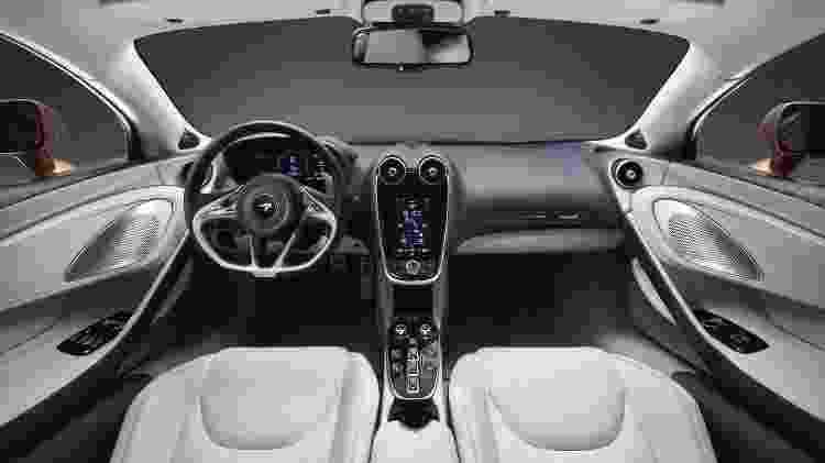 McLaren GT 4 - Divulgação - Divulgação