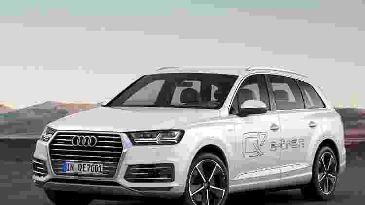Audi Q7 e-tron -  -