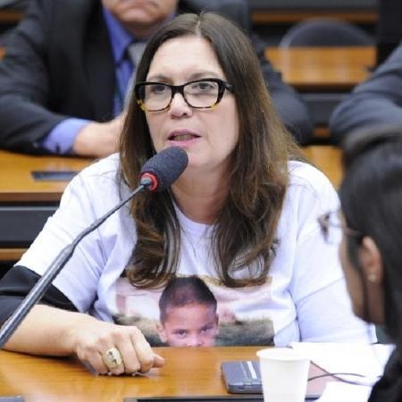 """""""Precisamos ter responsabilidade"""", afirmou a deputada federal Bia Kicis (PSL-DF), uma das organizadoras - Cleia Viana/Câmara dos Deputados"""
