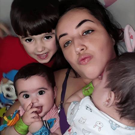 Thaiana Zimermam Nunes conta como engravidou já estando grávida - Reprodução/Instagram