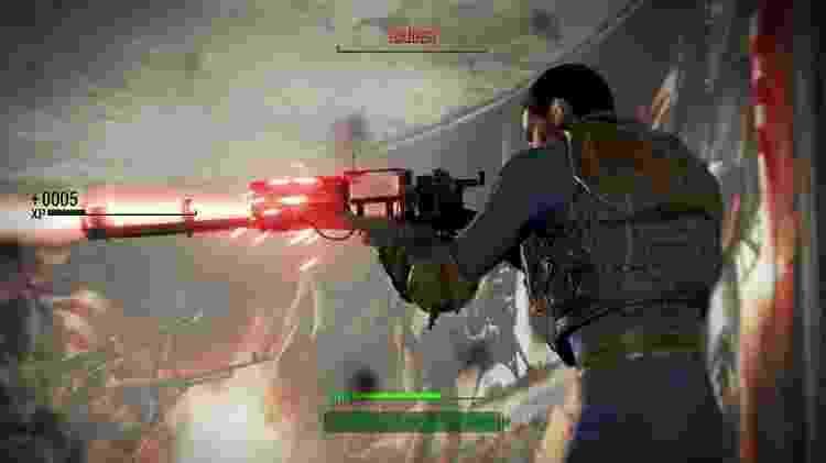 Fallout 4 Arma - Divulgação - Divulgação