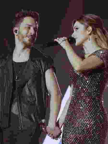 Sandy e Junior encerram turnê no Rio - Reprodução/Instagram