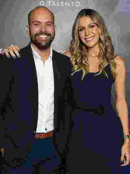 Lucas Gutierrez e Bárbara Coelho apresentam o Esporte Espetacular  - Fabio Rocha TV Globo