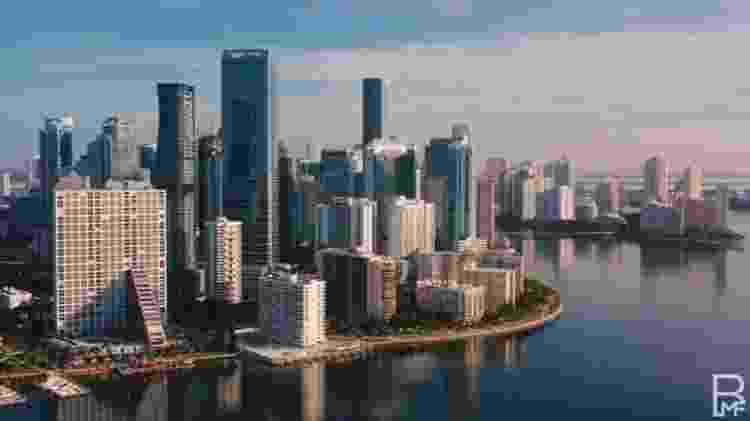 Miami, nos Estados Unidos - Reprodução - Reprodução