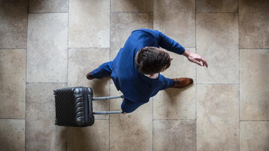 As viagens de negócios representam de 60% a 70% das vendas do segmento - Getty Images