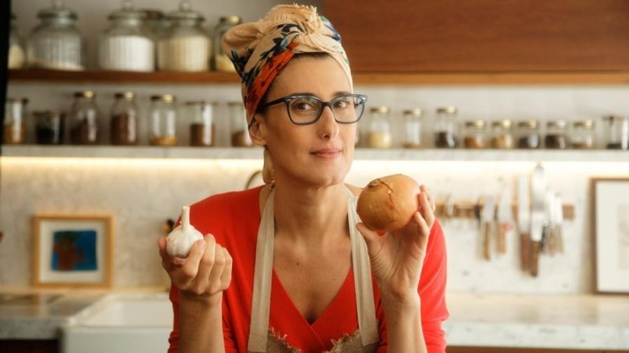 A chefe de cozinha Paola Carosella  - Divulgação