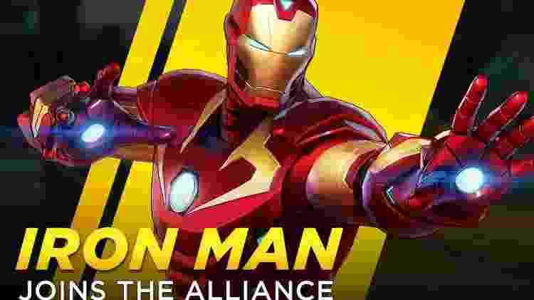 Marvel: Ultimate Alliance - Reprodução/Twitter - Reprodução/Twitter