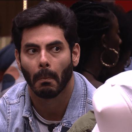 """Rodolffo no """"BBB 21"""" - Reprodução/Globoplay"""