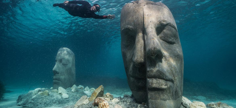 Underwater Museum of Cannes - Divulgação