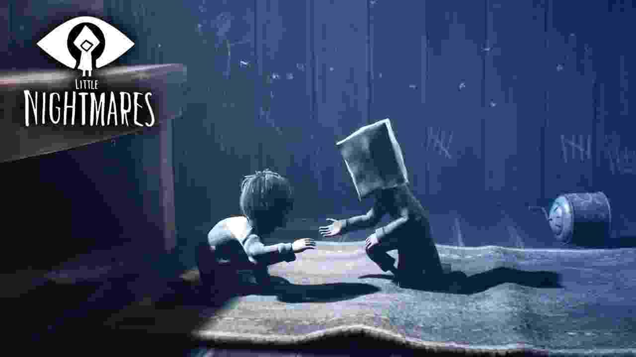 Little Nightmares 2 - Reprodução
