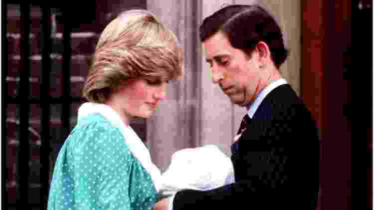 O príncipe William nasceu em 1982 no hospital St Mary's, em Londres - PA - PA