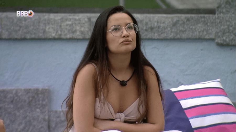 Juliette no BBB 21 - Reprodução/Globoplay