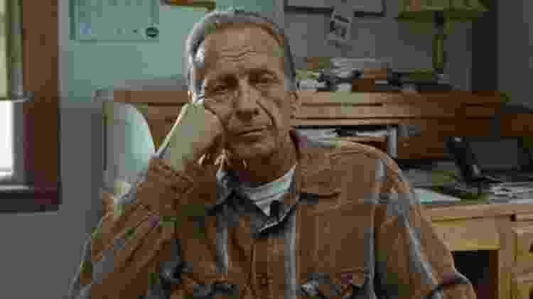 Paul Raci em 'O Som do Silêncio': indicado ao Oscar de melhor ator coadjuvante - Reprodução - Reprodução
