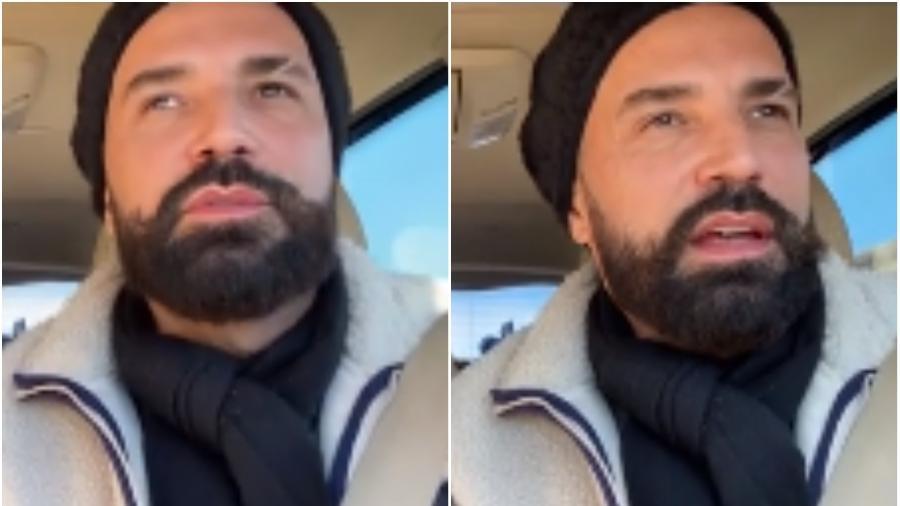 Latino confirma que cancelou clipe com DJ Ivis - Reprodução/Instagram
