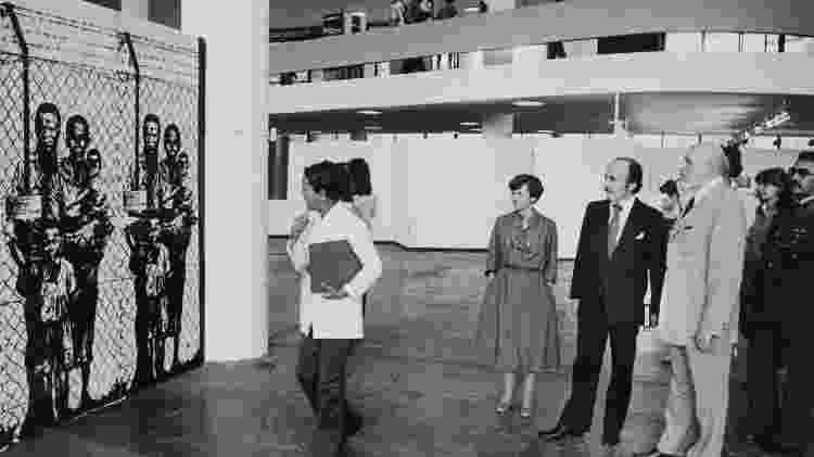 bienal1 - Autor não identificado/Arquivo Histórico Wanda Svevo/Fundação Bienal  - Autor não identificado/Arquivo Histórico Wanda Svevo/Fundação Bienal