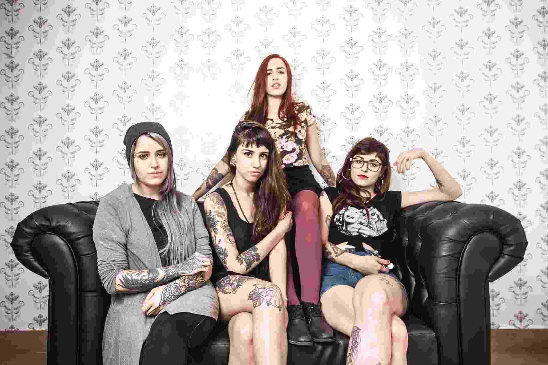Tatuadoras feministas - Lucas Lima/UOL