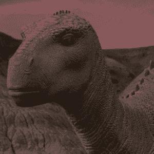"""Cena de """"Dinossauro"""" - Reprodução"""