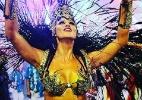 """""""Voltei e com sorte"""", diz Lívia Andrade, madrinha de bateria da Império - Reprodução/Instagram/liviaandradereal"""