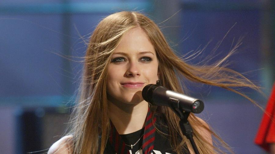 A cantora Avril Lavigne - Getty Images