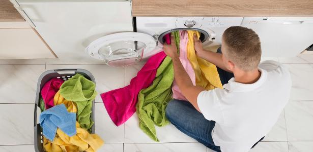 Lavanderias são em muitas vezes inofensivas, mas alguns cuidados devem ser tomados