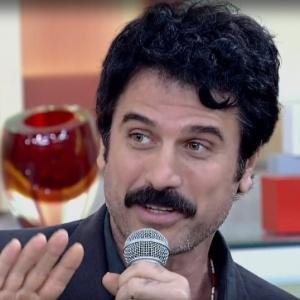 Eriberto Leão interpreta o inescrupuloso Ernesto na novela das seis - Reprodução/TV Globo