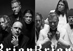 Marca de ternos de luxo usa músicos do Metallica como garotos-propaganda - Divulgação
