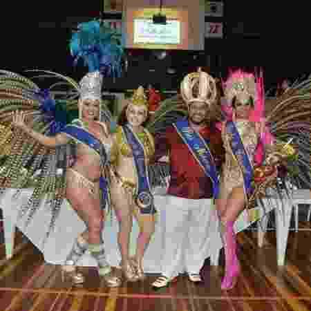 Reprodução/Facebook/Carnaval de Uruguaiana