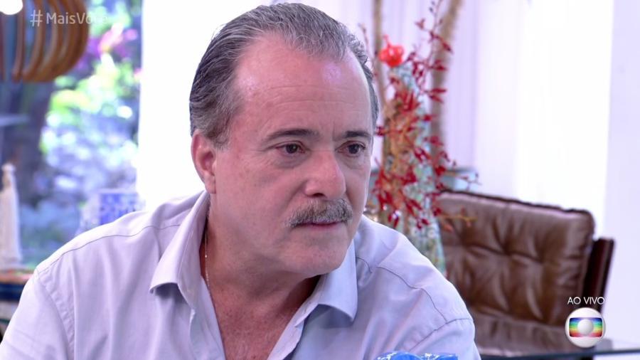 Tony Ramos - Reprodução/Globo