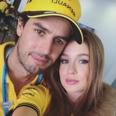 Xandy Negrão e Marina Ruy Barbosa - Reprodução/Instagram