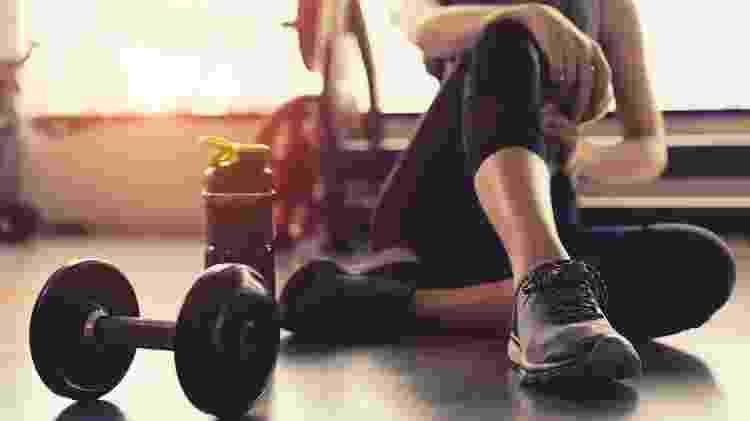 Massa muscular - iStock - iStock