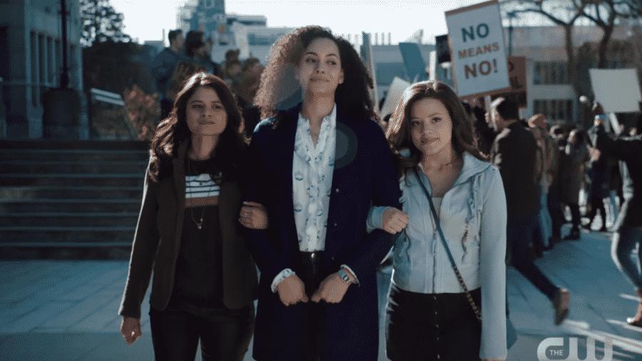 """As novas irmãs bruxas de """"Charmed"""" - Reprodução"""