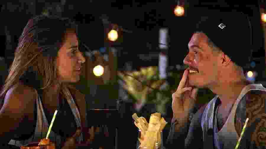 """Any e Miguel começaram a se relacionar durante a última temporada do """"De Férias com Ex""""  - Reprodução/MTV"""