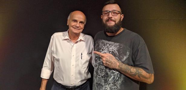 Convidado do programa Poucas | 'Maconha deveria ser um problema de saúde, e não de polícia', diz Drauzio