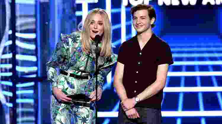 Sophie Turner e Tye Sheridan - Kevin Winter/Getty Images for dcp - Kevin Winter/Getty Images for dcp