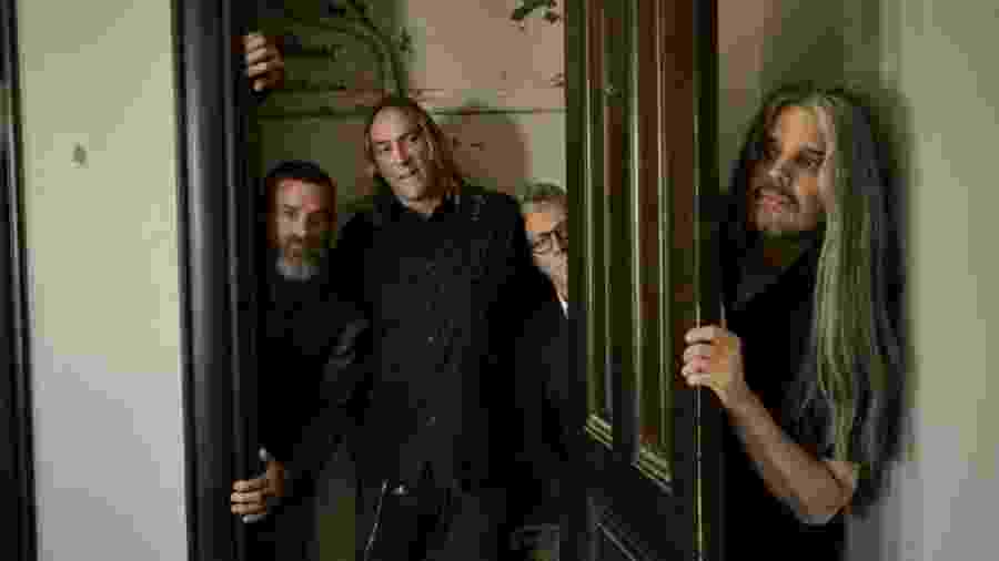 A banda Tool - Divulgação