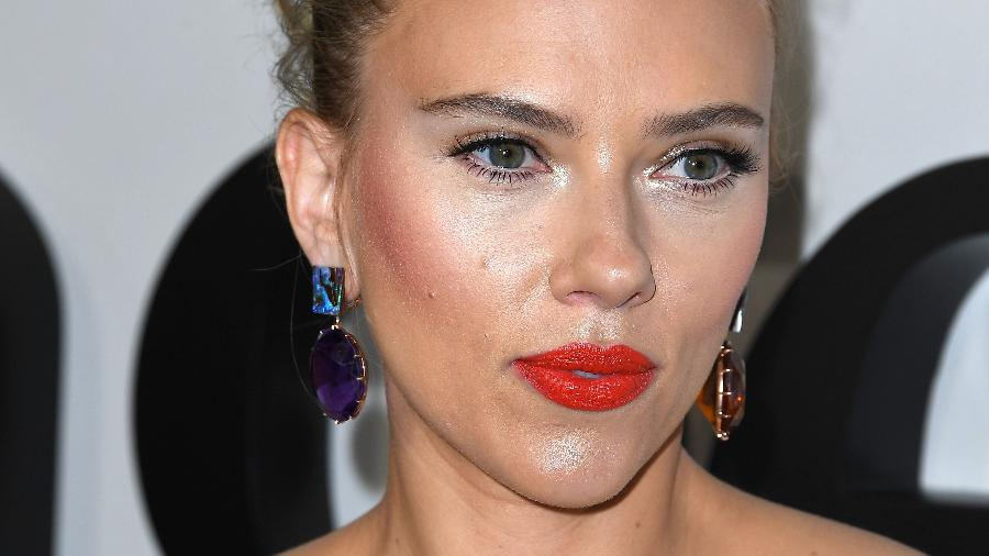 Scarlett Johansson - Getty Images