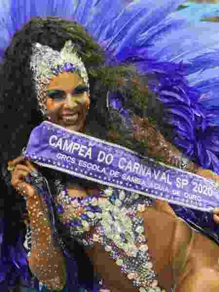 A Liga administra as 34 escolas de samba dos grupos Especial, de Acesso 1 e Acesso 2 do Carnaval de São Paulo. - Ricardo Matsukawa / UOL