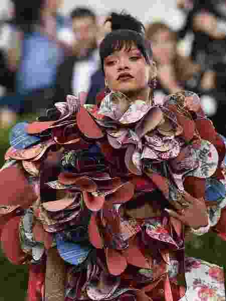 Rihanna no Met Gala 2017 - Getty Images
