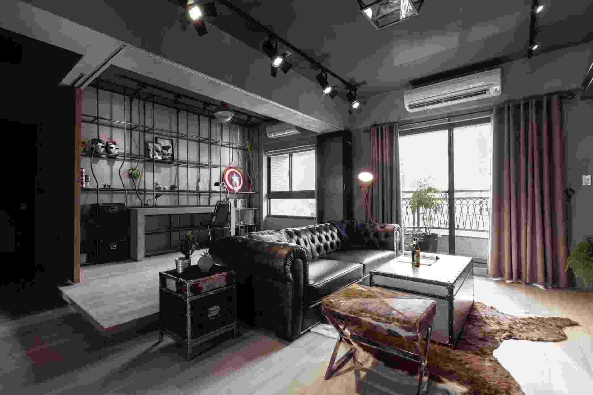 Decoração industrial: inspire-se no estilo para todos cômodos da sua casa - Reprodução/Pinterest