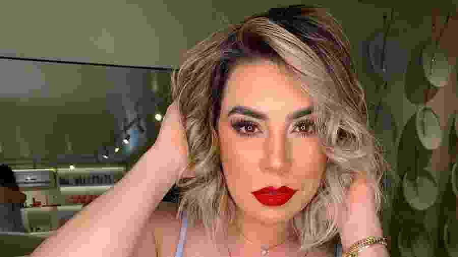 A cantora Naiara Azevedo diz que tem o sonho de ser mãe - Reprodução/Instagram