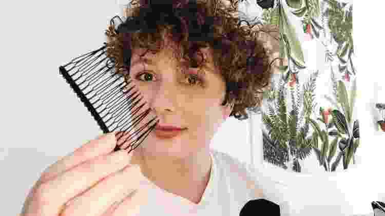Passo a passo cabelo curto - FOTO 6 - Natália Eiras - Natália Eiras
