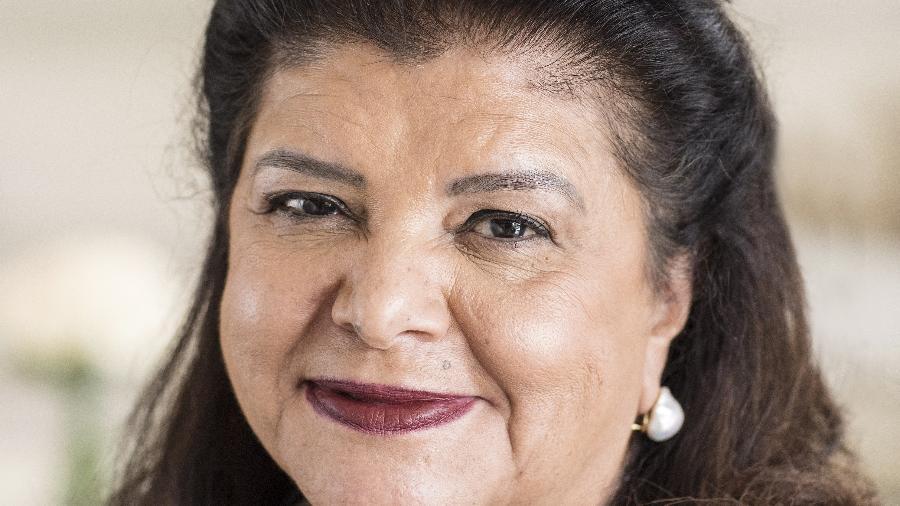 Luiza Trajano foi especulada para ser candidata a vice em chapa encabeçada pelo petista Fernando Haddad - Eduardo Knapp/Folhapress