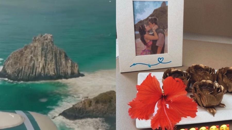 Jade Picon faz segunda viagem para Fernando de Noronha em pouco mais de um mês - Reprodução/ Instagram @jadepicon