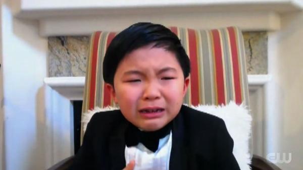 Alan Kim, ator do filme 'Minari', chorou ao ganhar prêmio no Critics Choice Awards