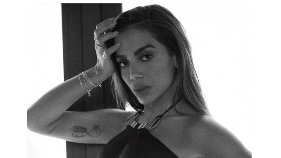 Anitta é processada por fã após documentário - Reprodução/Twitter