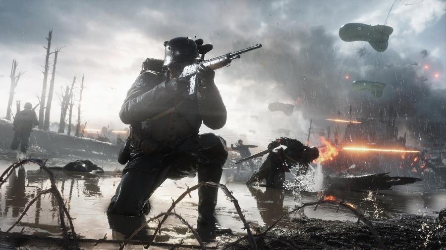 Battlefield - Divulgação/Microsoft