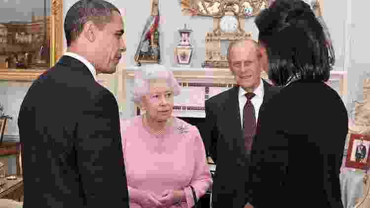 O ex-presidente dos Estados Unidos, Barack Obama, disse que o duque era um 'homem notável... que ajudou a trazer uma liderança estável e sabedoria' - PA Media - PA Media