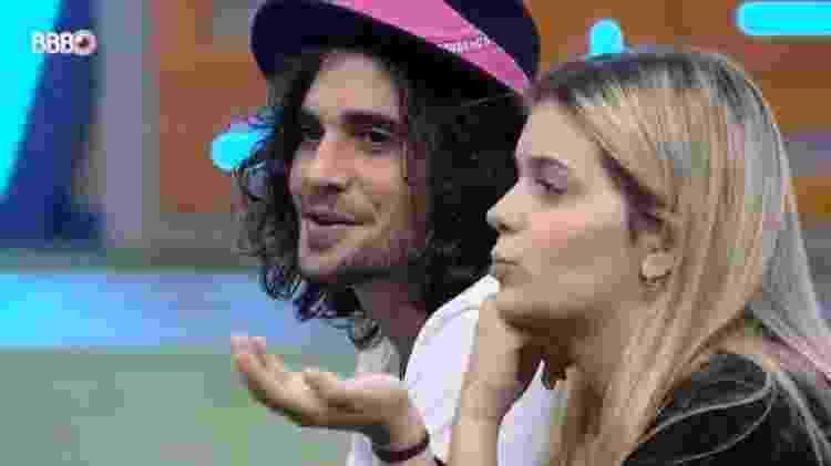 BBB 21: Fiuk avisou Juliette que irá atacar ela, Gil e até João Luiz no quarto do líder - Reprodução/Globoplay - Reprodução/Globoplay