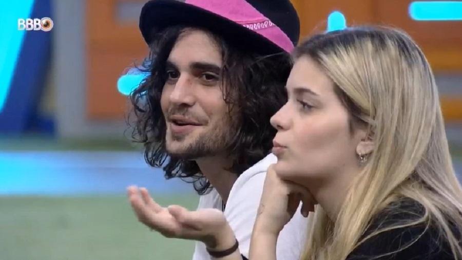 BBB 21: Fiuk avisou Juliette que irá atacar ela, Gil e até João Luiz no quarto do líder - Reprodução/Globoplay